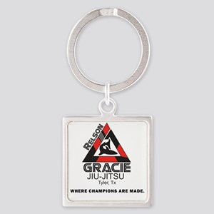 t-shirtlogoColorVector2tag Square Keychain