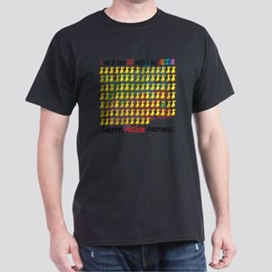 Autism-1-out-of-100 Dark T-Shirt