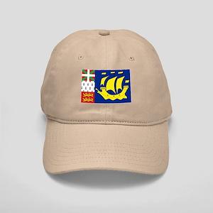 Saint-Pierre et Miquelon flag Cap