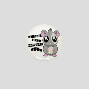 shamsterpop Mini Button