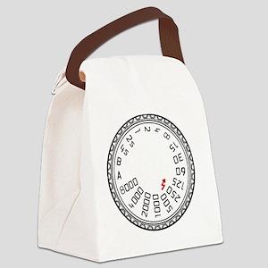 Leica10x10 Canvas Lunch Bag