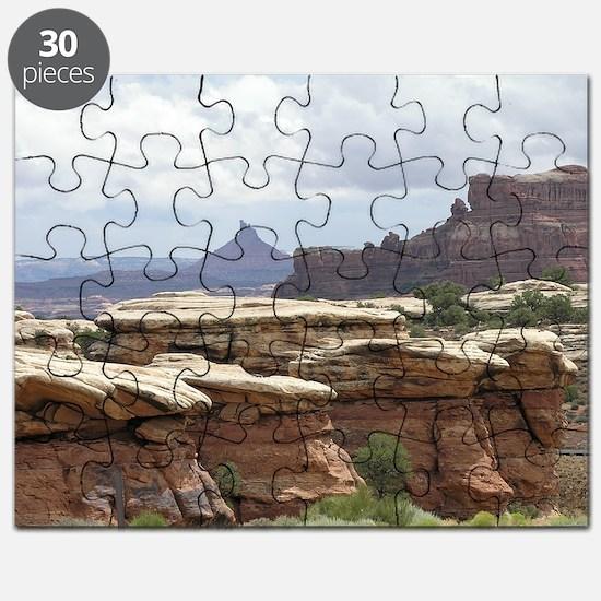 Canyonlands Puzzle
