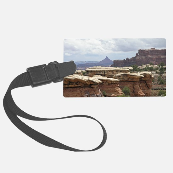 Canyonlands Luggage Tag