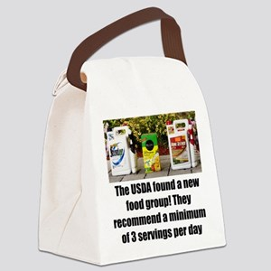 USDAfoodGroup Canvas Lunch Bag