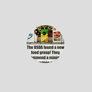 USDAfoodGroup Mini Button