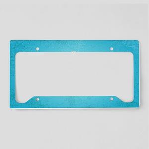 retrievin-distressedbg35x55 License Plate Holder