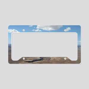 Canyonlands_Islands License Plate Holder
