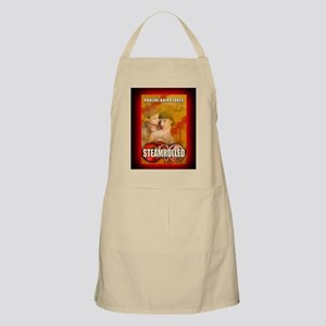 Steamrolled mouse pad Apron