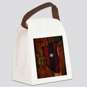 camden-central flag ipad case Canvas Lunch Bag