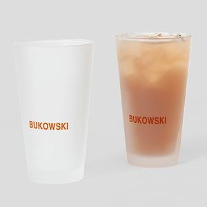 bukowski6_w Drinking Glass