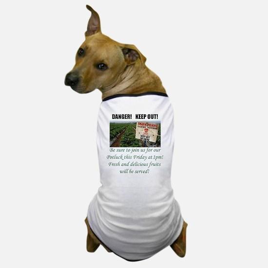 PesticidePotluck Dog T-Shirt