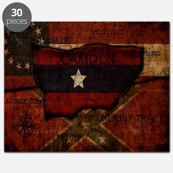 camden-central flag print card Puzzle