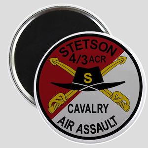 4_3 Air Cavalry Regiment Magnet