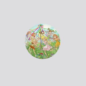 May Pole Mini Button