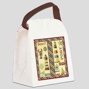 IMAGE8PILLOW Canvas Lunch Bag