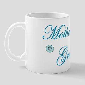 Beach Mother of the Groom Mug