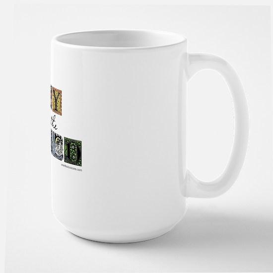 JoyToTheWorld2 Large Mug