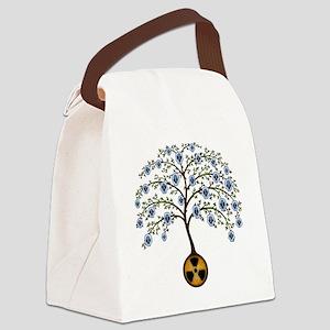 rad-tree-DKT Canvas Lunch Bag
