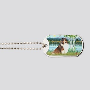 LIC-Birches-Sheltie7 Dog Tags