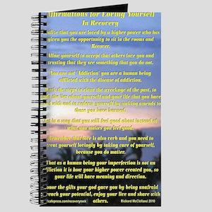 23x35Affirmations Journal