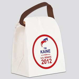2012_tim_kaine_main Canvas Lunch Bag