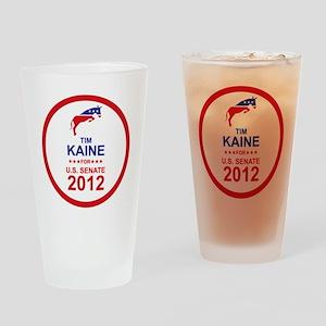 2012_tim_kaine_main Drinking Glass