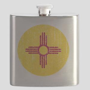 NM_round_shirt Flask
