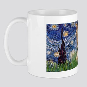 LIC-StarryNight-Yorkie17 Mug