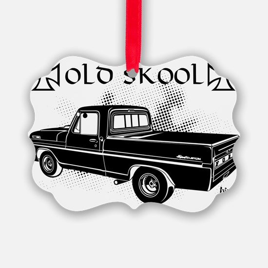 Randys F100 Ornament