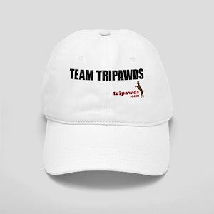 Team Tripawds Back Light Cap