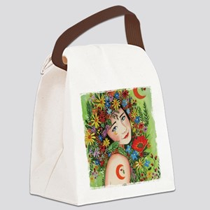 Queen-of-Fairies-copy2 Canvas Lunch Bag