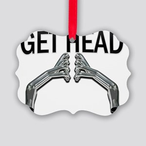 Get Head Headers 2 Picture Ornament