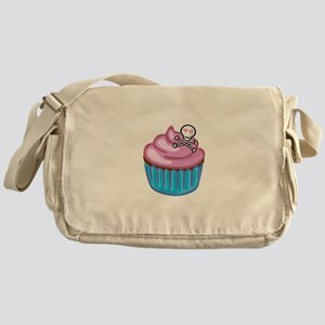 Cupcake Queen BS Messenger Bag