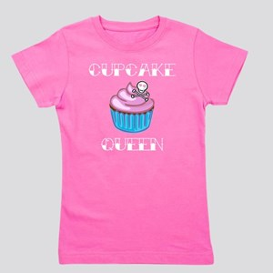 Cupcake Queen BS Girl's Tee