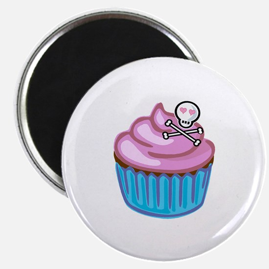 Cupcake Queen BS Magnet