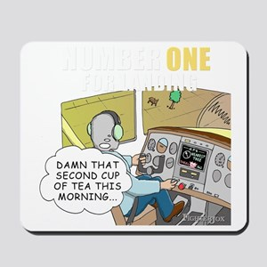 number-one-approach Mousepad