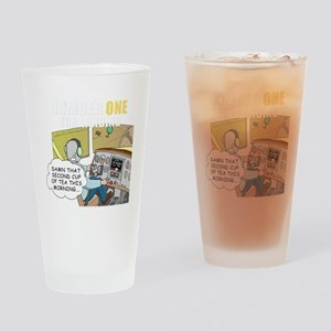 number-one-approach Drinking Glass