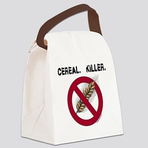 cerealkillerhealth Canvas Lunch Bag