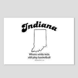 Indiana - where white kids still play basketball P