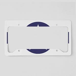 us1 License Plate Holder