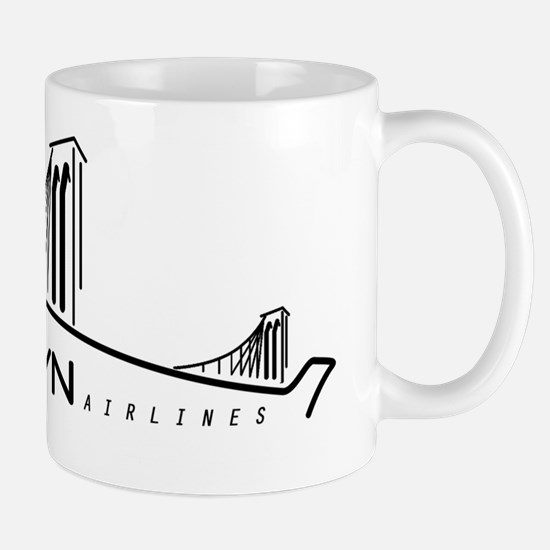 Brooklyn Airlines 3 Mug