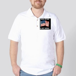 1 Palin for presidentDDSM Golf Shirt