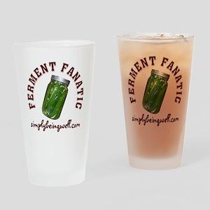 Ferment Fanatic Drinking Glass