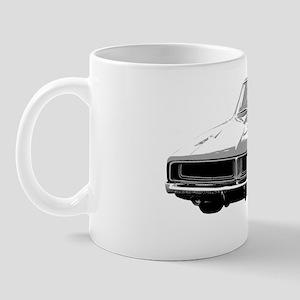 1969 Charger Mug