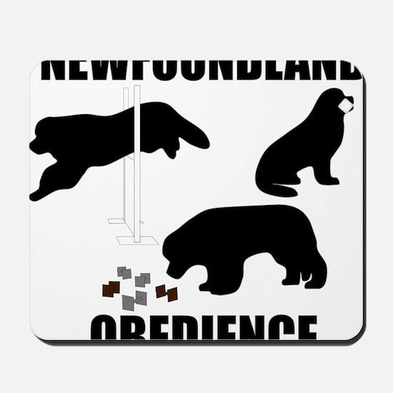 UtilityObedience Mousepad