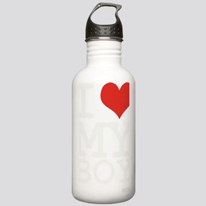 I LOVE MY BOY Stainless Water Bottle 1.0L