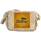 Labrador retriever Canvas Messenger Bags