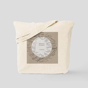 clockmedstu Tote Bag