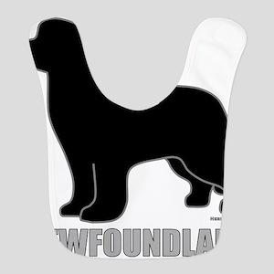 BlackNewfoundland_newstyle Bib