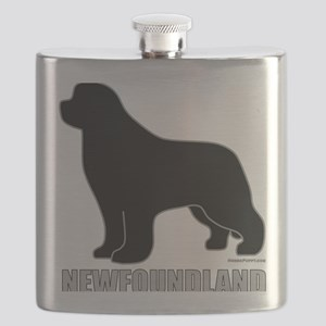 BlackNewfoundland_newstyle Flask
